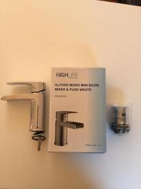 Designer waterfall tap for sale. (New)