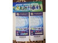 Cricket Tickets