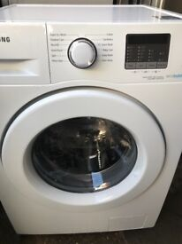 Samsung eco bubble new model timer display fully working washing machine