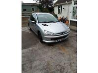 Peugeot, 206, Hatchback, 2007, Manual, 1360 (cc), 3 doors