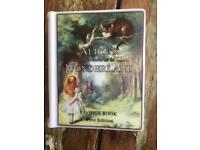 Alice's adventures in Wonderland Savings Book