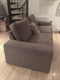 REDUCED. Contemporary IKEA 3 Seater KIVIK sofa