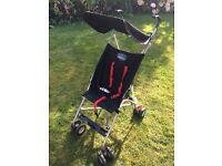 BABYSTART PUSHCHAIR - SINGLE SEAT STROLLER