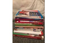 Collection of Teaching books, individually priced.