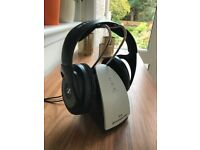Sennheiser HDR 130 wireless surround sound headphones
