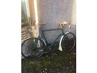 Raleigh bike.