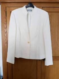 Ladies cream Wallis jacket
