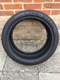 Tyre 18inch run flat