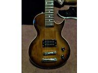 Tanglewood Electric Elf EE-15 Half-Size guitar (rare good condition)