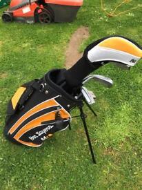 Junior Golf set aged 5-8