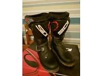 Sidi boots trials motocross