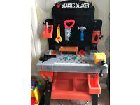 Black&Decker play tools