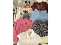 Girl's bundle age 6, clothing clothes tops shorts blouse