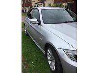 BMW 3 series 320D manual six speed
