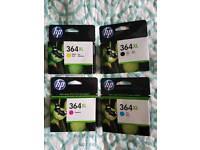 Cartridges set 364 XL