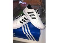 Junior Adidas Golf Shoes