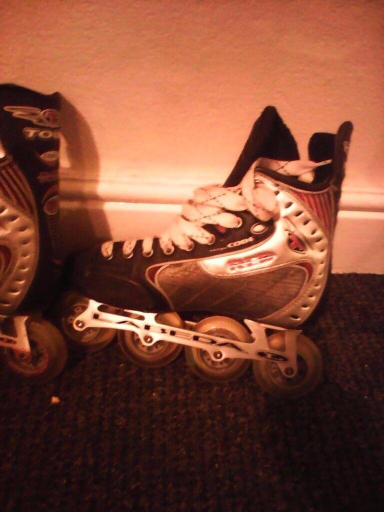 be5b4a971a8 Thor BX Pro Tour Inline Roller Hockey Skates