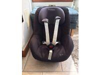 Maxi cosi (pearl) car seat