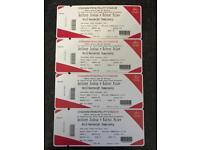 4x JOSHUA v PULEV (now TAKEM) tickets