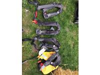 Life jackets buoyancy aids
