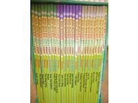 Oxford Reading Tree, Biff, Chip & Kipper Levels 1-3 (set of 25 books)
