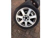Alloy wheels 16in 5x100