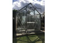 """Elite Greenhouses Ltd"" greenhouse for sale (6x4ft)"