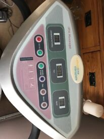 Leisuretime Vibroplate Fitness Machine