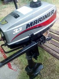Mariner 3.3 outboard motor