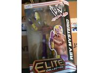 WWE elite figure
