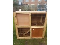 good quality rabbit hutch for sale