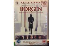 Borgen DVDs the complete series - season 1, 2 & 3