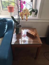 Vintage Side Table - Teak wood