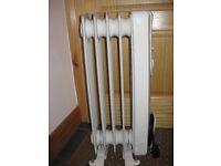 Dimplex Challenge oil filled radiators