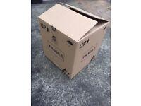Packing/storage cardboard boxes