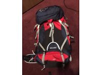 Colombia hiking bag, 50L