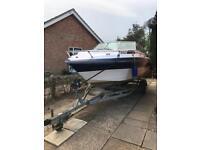 1990 Rinker v190 cuddy day boat, v6 mercruiser speed boat