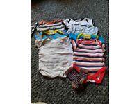 7 baby vest