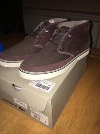 Lacoste boots for sale