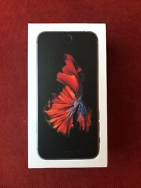iPhone 6s 64gb unlocked to all networks boxed space Gray
