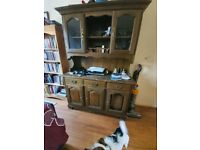 Display sideboard/cabinet