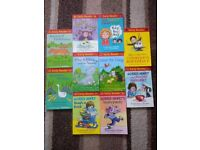 10 Early Reader Book Set