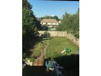 Large 2 bed maisonette with garden in Stratford upon avon