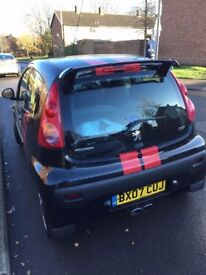 peugeot 107 xcr only1450