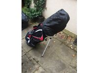 Set of golf clubs- excellent condition. Only used a few times.