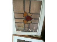 Original 1920's stained glass