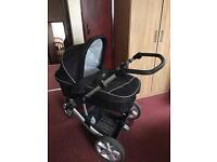 Britax. b-smart baby pushchair