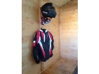 wall mounted helmet stand /tidy
