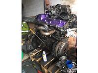 Mr2 turbo engine