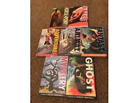 7 Story Collection Books ages 9-14